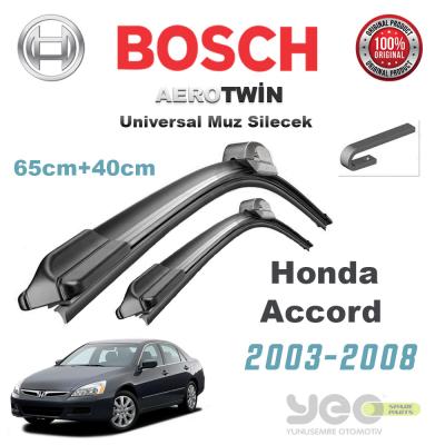 Honda Accord Euro Bosch Universal Muz Silecek Takımı 2003-2008