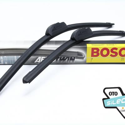 Dacia Lodgy Bosch Universal Silecek Takımı 2012->