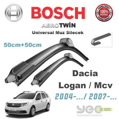 Dacia Logan Bosch Universal Silecek Takımı 2004->