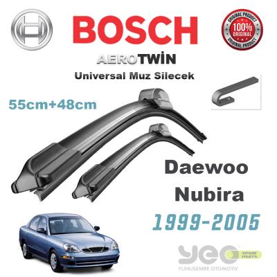 Daewoo Nubira Bosch Universal Muz Silecek Takımı 1999-2005