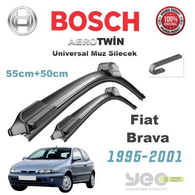 Fiat Brava Bosch Universal Muz Silecek Takımı 1995-2001