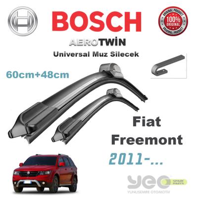 Fiat Freemont Bosch Universal Silecek Takımı 2011->