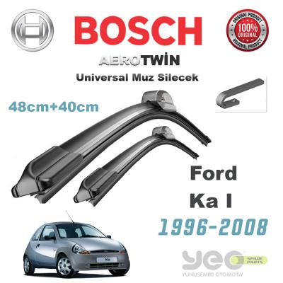 Ford Ka Bosch Universal Silecek Takımı 1996-2008