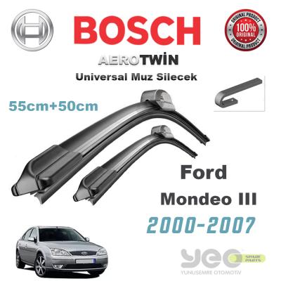 Ford Mondeo 3 Bosch Universal Silecek Takımı 2000-2007