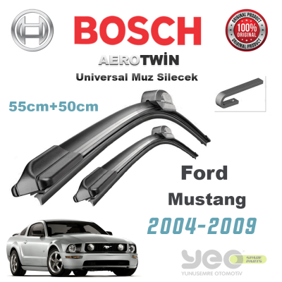 Ford Mustang Bosch Universal Silecek Takımı 2004-2009