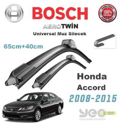Honda Accord Bosch Universal Muz Silecek Takımı 2008-2015
