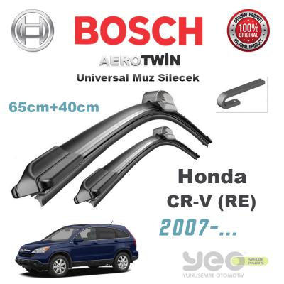 Honda CR-V Bosch Universal Aerotwin Silecek Takımı 2007-2012