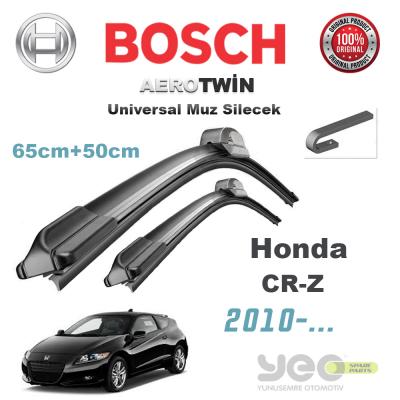 Honda CR-Z Bosch Universal Silecek Takımı 2010->