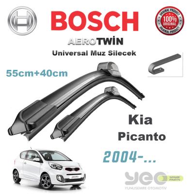 Kia Picanto Bosch Aerotwin Muz Silecek Takımı