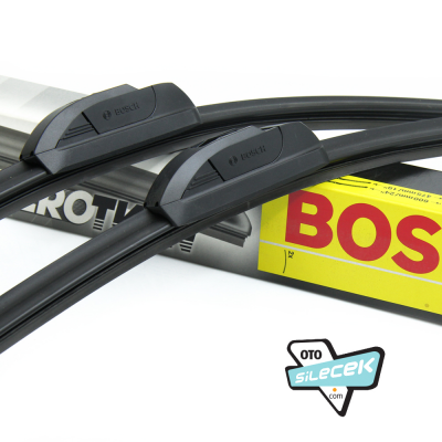 Mitsubishi Colt Bosch Aerotwin Muz Silecek Takımı