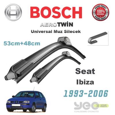 Seat Ibıza Bosch Aerotwin Muz Silecek Takımı 1993-2006