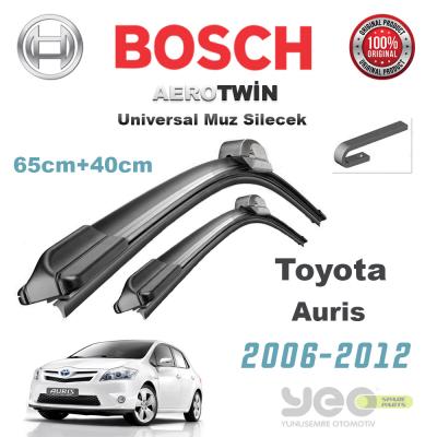 Toyota Auris Bosch Aerotwin Muz Silecek Takımı 2006-2012