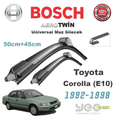 Toyota Corolla Bosch Aerotwin Muz Silecek Takımı 1992-1998