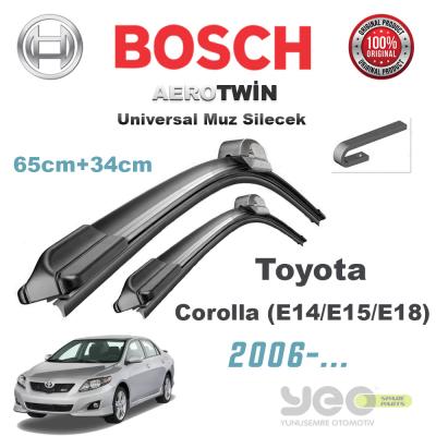 Toyota Corolla Bosch Aerotwin Muz Silecek Takımı 2006->