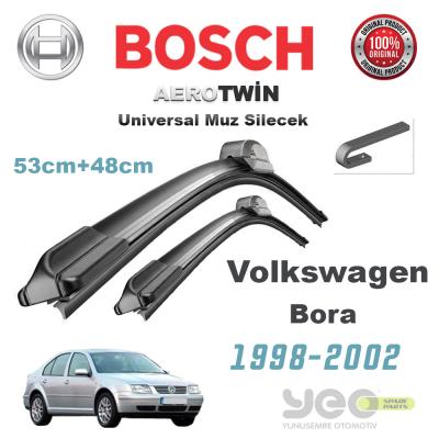Volkswagen Bora Bosch Aerotwin Muz Silecek Takımı 1998-2002