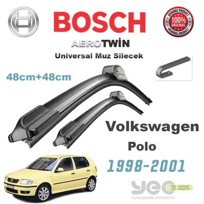 Volkswagen Polo Bosch Aerotwin Muz Silecek Takımı 1998-2001