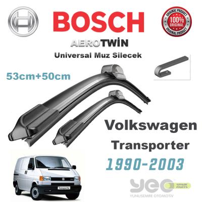Volkswagen Transporter Bosch Aerotwin Muz Silecek Takımı 1990-2003