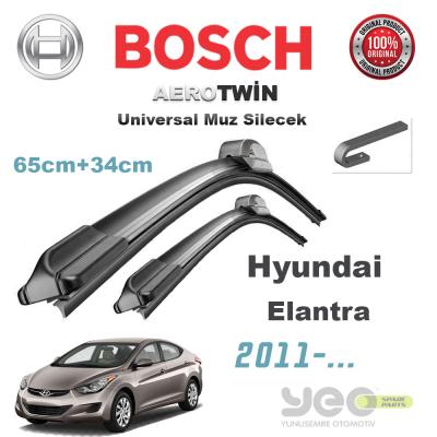 Hyundai Elantra Bosch Aerotwin Muz Silecek Takımı 2011->