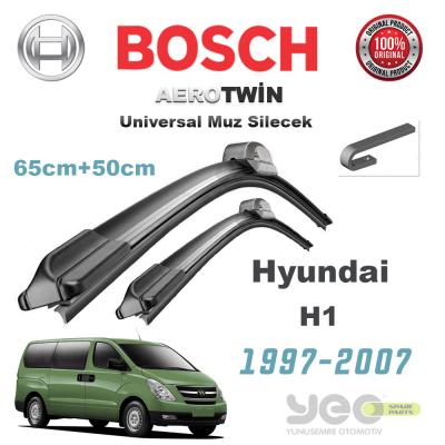 Hyundai H-1 Bosch Aerotwin Muz Silecek Takımı 1997-2007