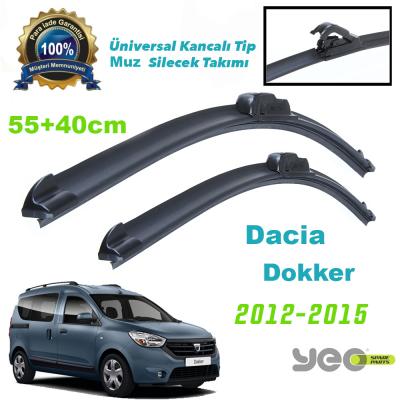 Dacia Dokker Yeo Aeroflex Muz Silecek Takımı