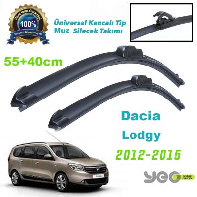 Dacia Lodgy Yeo Aeroflex Muz Silecek Takımı
