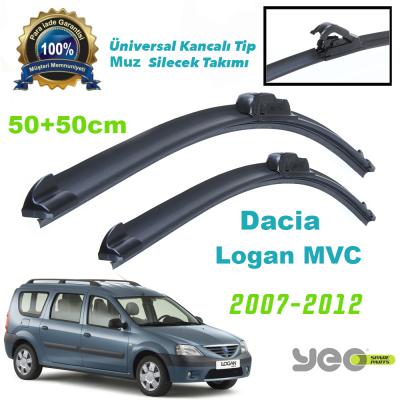 Dacia Logan MCV Yeo Aeroflex Muz Silecek Takımı