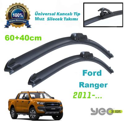 Ford Ranger Yeo Aeroflex Muz Silecek Takımı