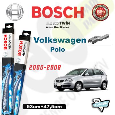 VW Polo Bosch Aerotwin Silecek Takımı