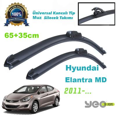 Hyundai Elantra YEO Aeroflex Muz Silecek Takımı