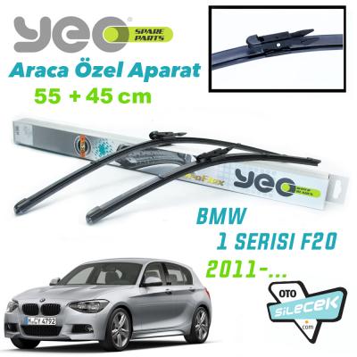 BMW 1 Serisi F20 Silecek Takımı YEO 2011->