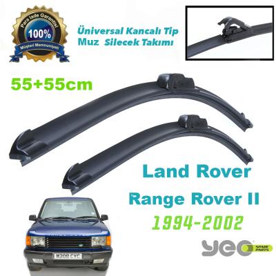 Land Rover Range Rover 2 YEO Aeroflex Muz Silecek Takımı