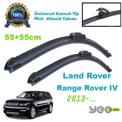 Land Rover Range Rover 4 YEO Aeroflex Muz Silecek Takımı