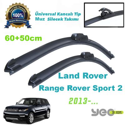 Land Rover Range Rover Sport 2 YEO Aeroflex Muz Silecek Takımı