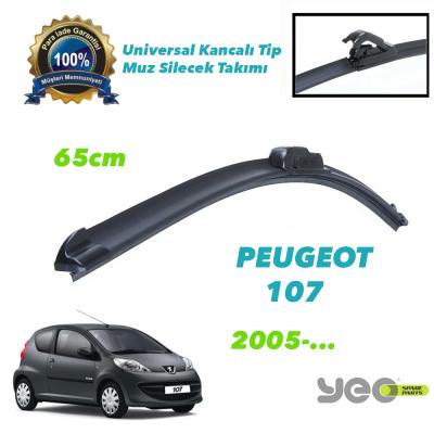 Peugeot 107 Yeo Aeroflex Muz Silecek