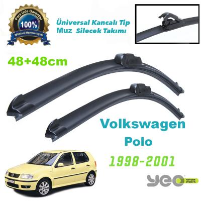Volkswagen Polo Yeo Aeroflex Muz Silecek Takımı 1998-2001
