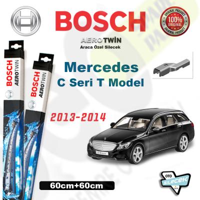 Mercedes C Serisi T-Model Bosch Aerotwin Silecek Takımı