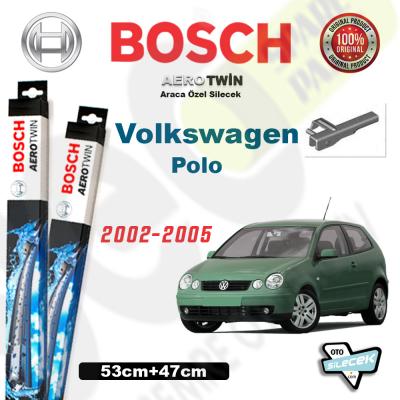 VW Polo Bosch Aerotwin Silecek Takımı 2001-2005