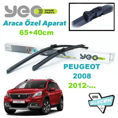 Peugeot 2008 Silecek Takımı YEO 2012->