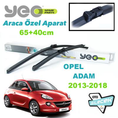 Opel Adam Silecek Takımı YEO 2013-2018