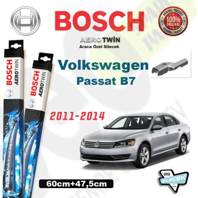 VW Passat B7 Bosch Aerotwin Silecek Takımı