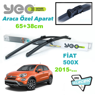 Fiat 500X Silecek Takımı YEO 2015->