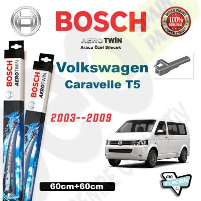VW Caravelle T5 Bosch Aerotwin Silecek Takımı 2003-2009