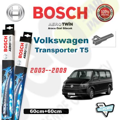 VW Transporter T5 Bosch Aerotwin Silecek Takımı 2003-2009