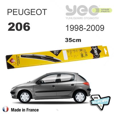 Peugeot 206 Arka Silecek SWF 1998-2009