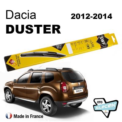 Dacia Duster Arka Silecek SWF 2012-2014