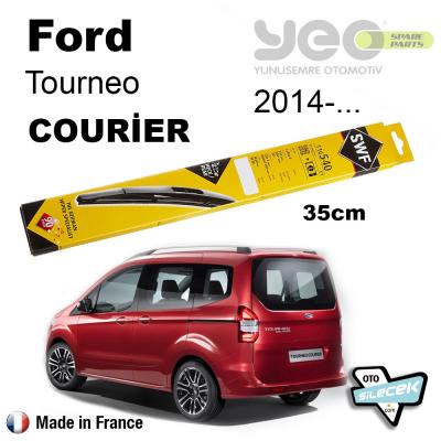 Ford Courier Arka Silecek SWF 2014->