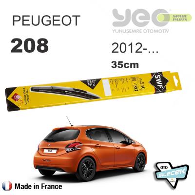 Peugeot 208 Arka Silecek SWF 2012-...
