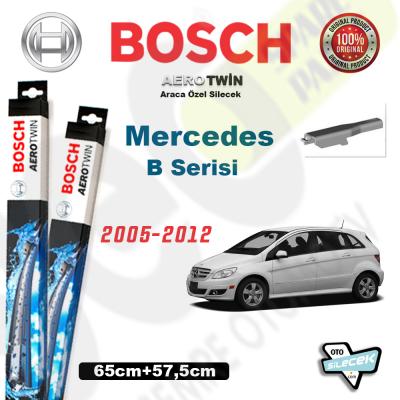 Mercedes B Kasa Bosch Aerotwin Silecek Takımı 2005-2012