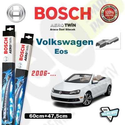 VW Eos Bosch Aerotwin Silecek Takımı 2006->