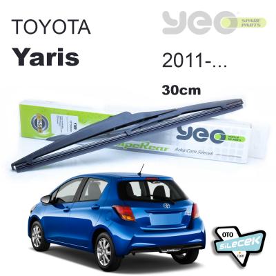 Toyota Yaris Arka Silecek 2011-..